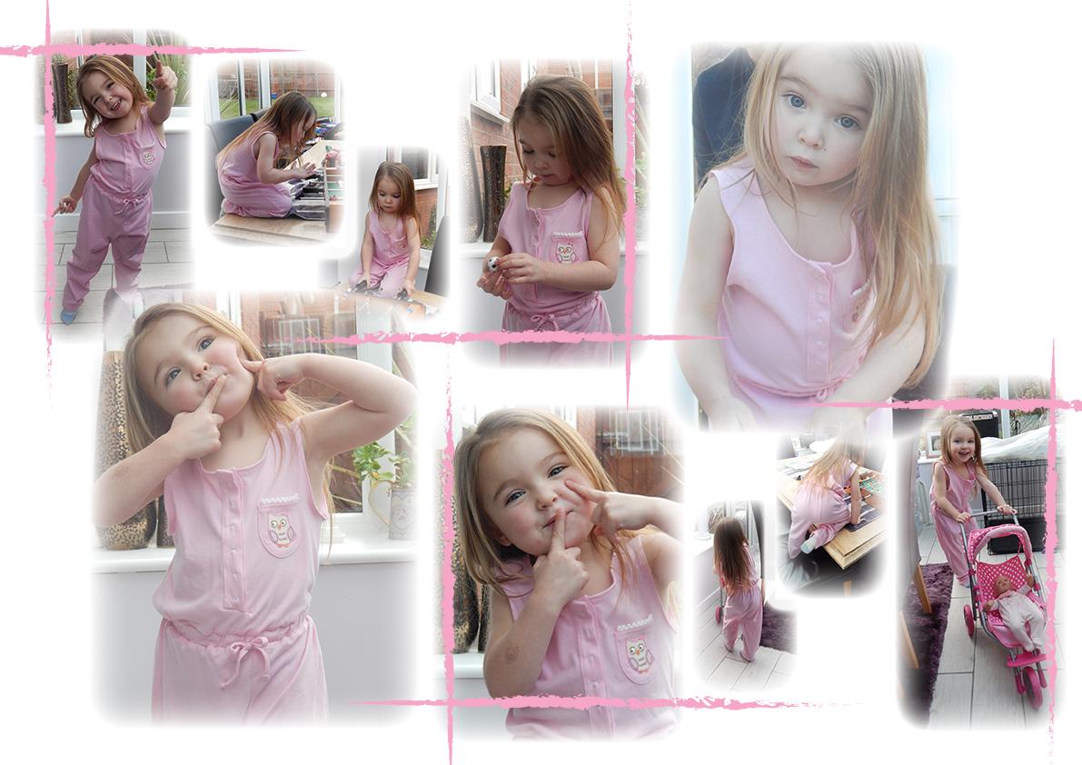 Childrenswear final garment photoshoot Amy Brotherton Technical Development George