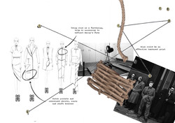 Initial design development cameo 2 Amy Brotherton Secondary Concept Design