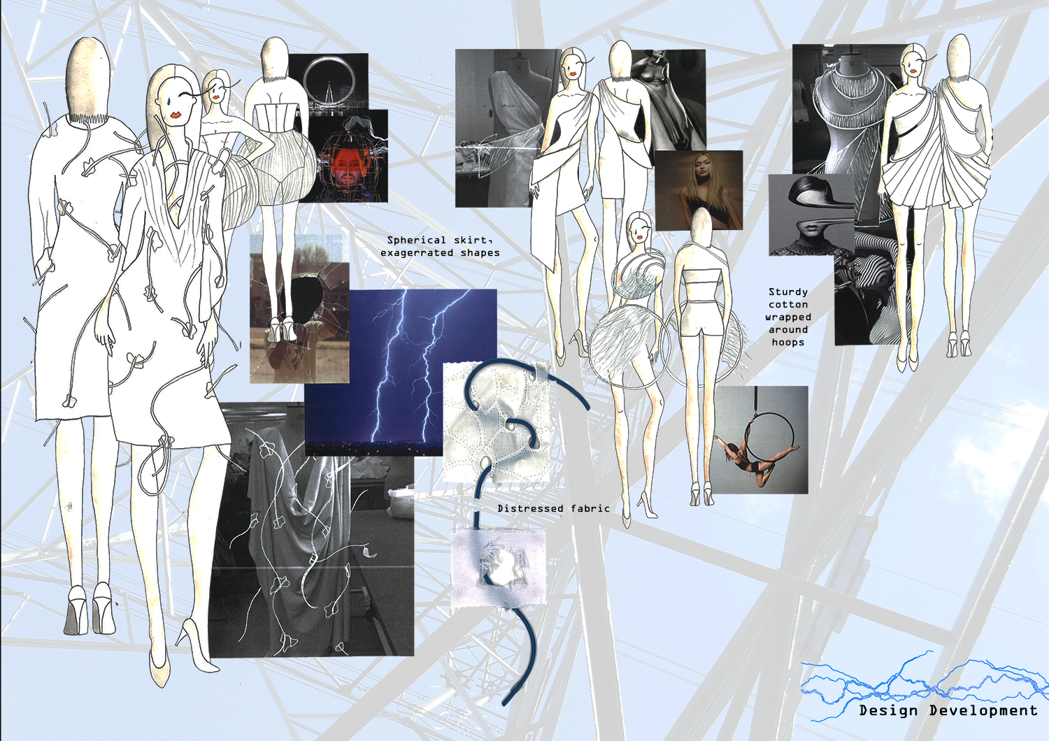 Amy Brotherton Fashion Designs Lone Frequency 1