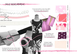 Childrenswear toile page Amy Brotherton Technical Development George