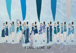 Amy Brotherton Making Waves Final Dress Design Lineup