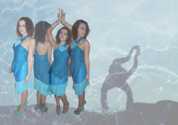 Amy Brotherton Making Waves Final Dress Photoshoot