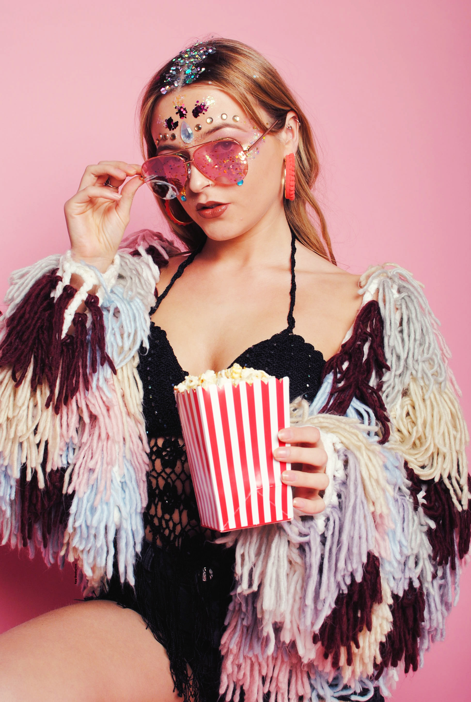 Amy Brotherton Photoshoot Festival 1