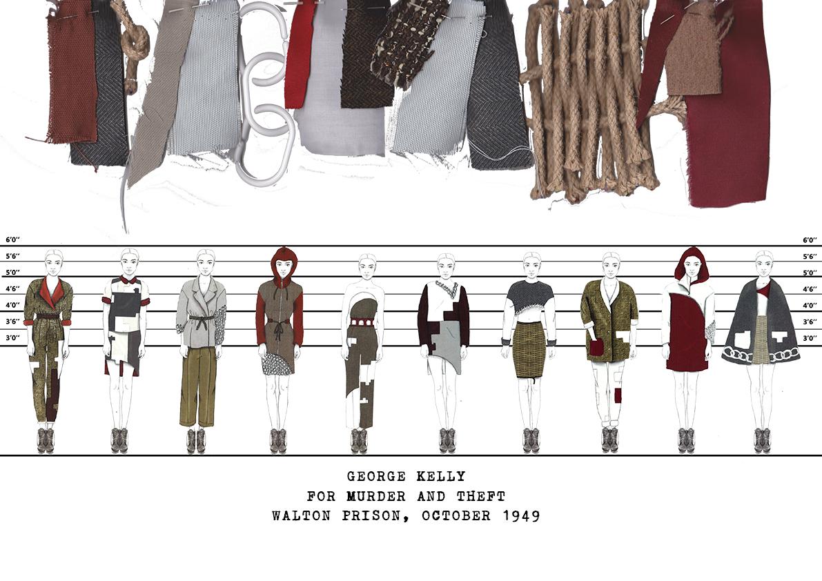 Cameo final line up Amy Brotherton Secondary Concept Design