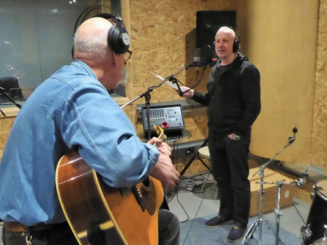 Bryan & Jem, Recording at Eiger Studios