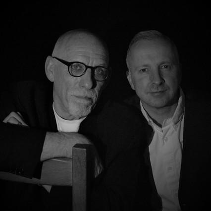Bryan Thomson & Jem Woodhead, Photo Shoot for The Art of Simon