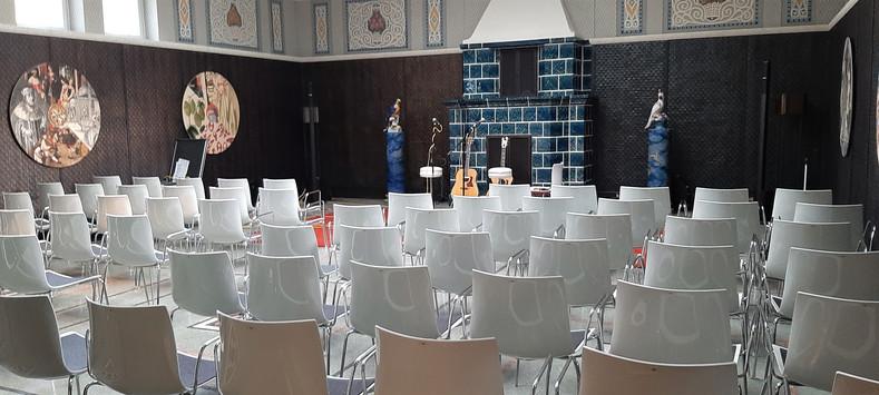 Concert room, Museum der bayerischen Könige