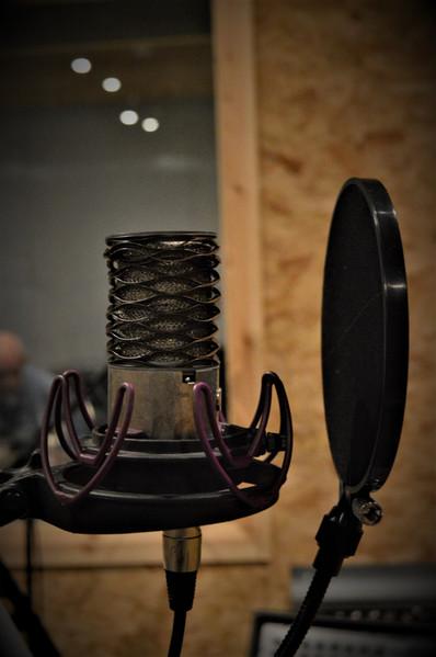 Vocal Mic, Eiger Studio