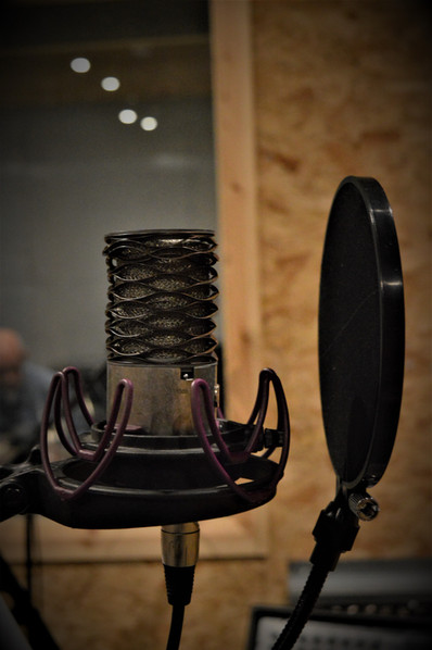 Vocal Mic, Eiger Studio