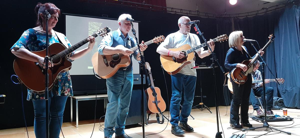 High on Harmony, silsden Town Hall, 22nd June 2019