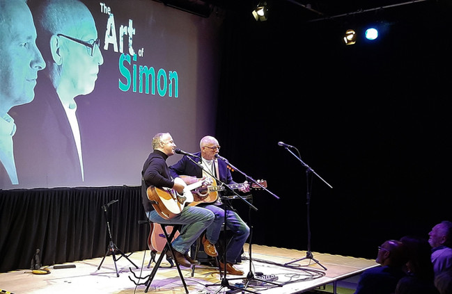 The Art of Simon Projection