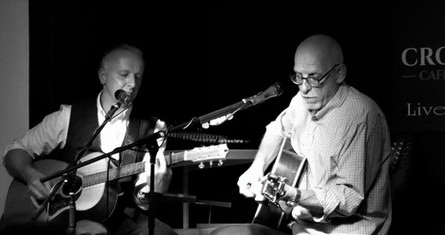 Jem & Bryan at Little Wheaton (Photography by Glen Dickson)