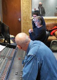 Bryan Thomson & Will Richardson at Eigor Studios