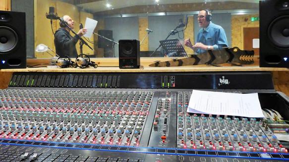Jem & Bryan Recording