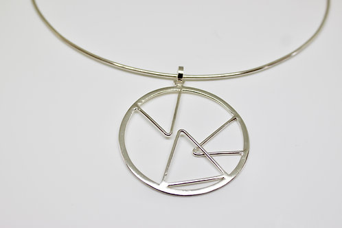 Wheel of Life Choker