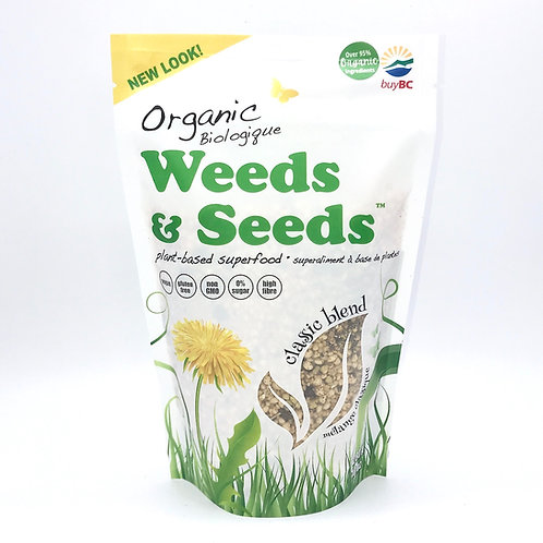 Weeds & Seeds Classic Blend