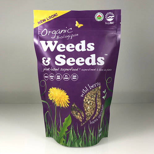 Weeds & Seeds Wildberry (12-PK)