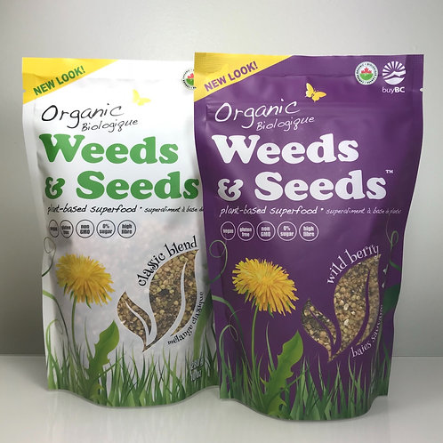 Weeds & Seeds Combo (12/PK - 6 of Each)