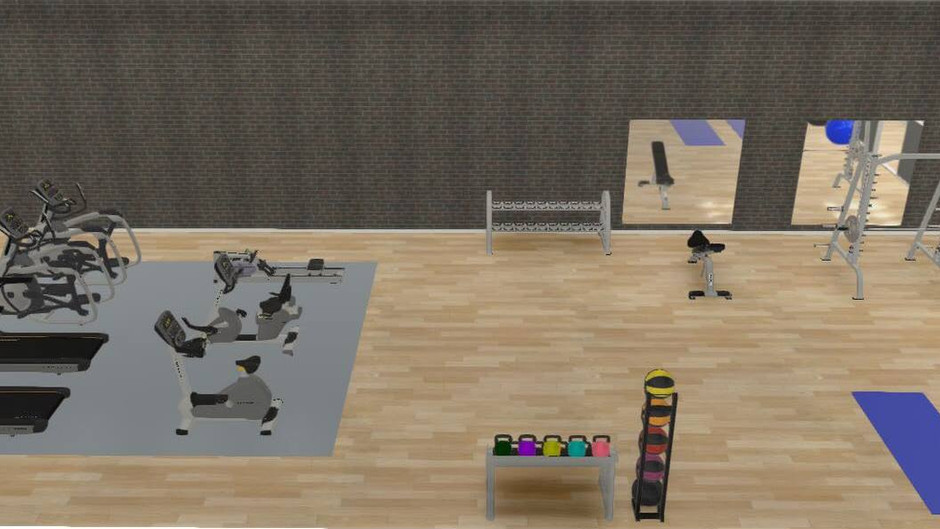 Bonesteel Legion Building Receiving New Life through New Business, Post 36 Fitness