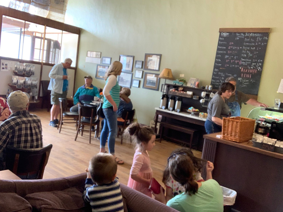 McCarville Coffee Roaster Celebrates 1st Anniversary
