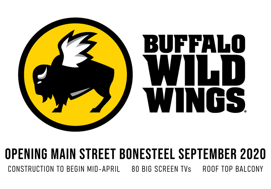 Buffalo Wild Wings Coming to Main Street Bonesteel