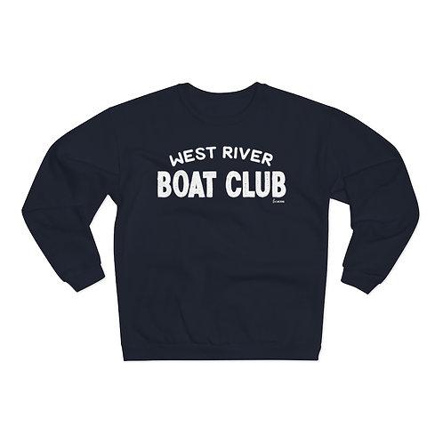 West River Boat Club Crew Neck Sweatshirt