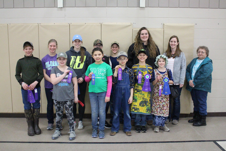 Gregory County 4-H Youth in Action Day