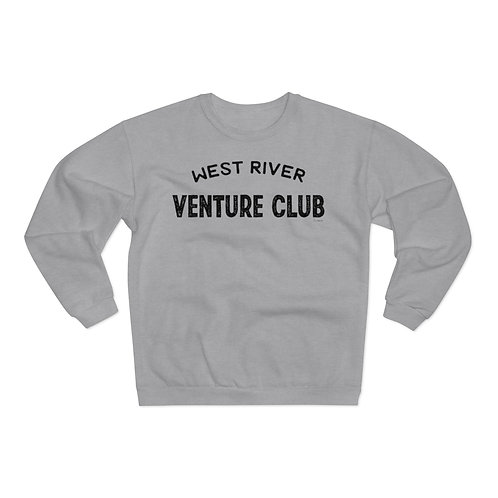 West River Venture Club Crew Neck Sweatshirt