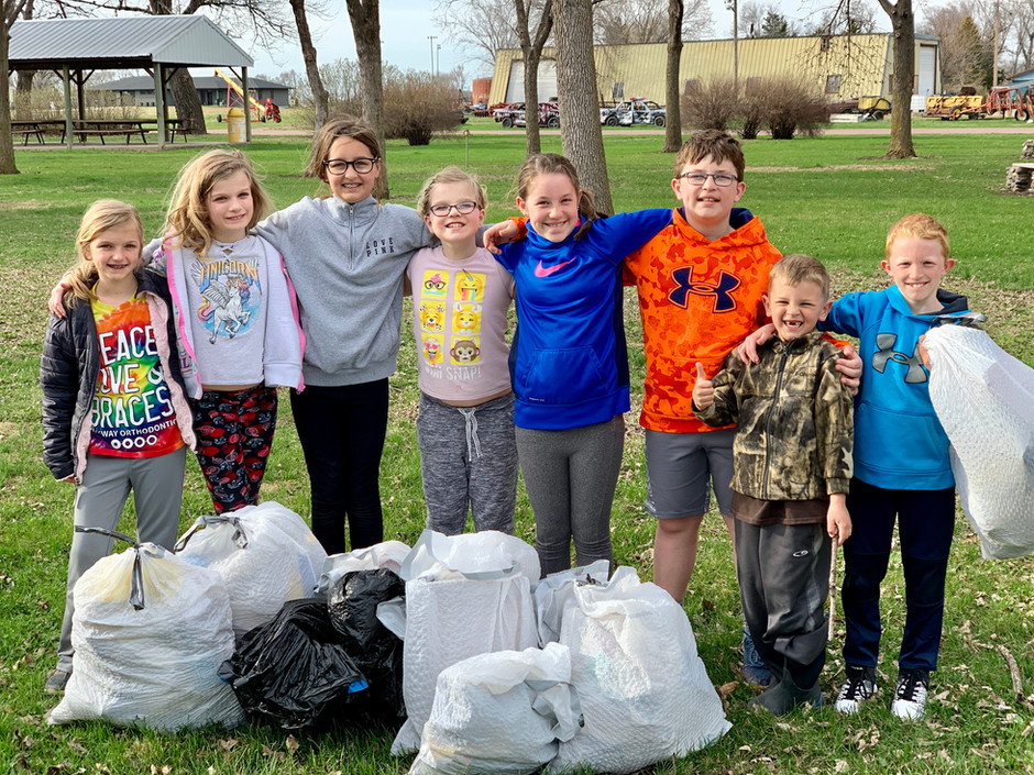 Kids Take Lead on Earth Day