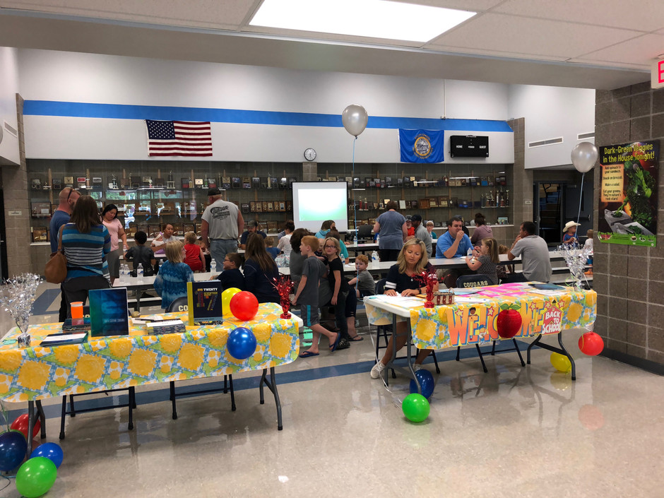 School Begins, South Central Holds Open House