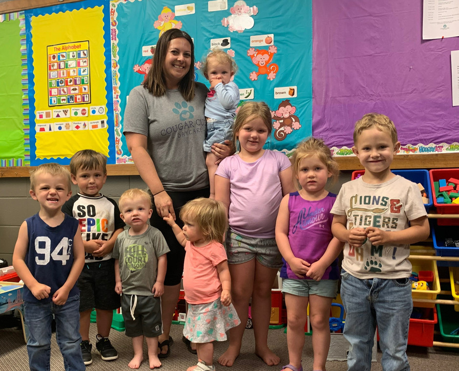 Cougar Cubs Daycare Welcomes New Director
