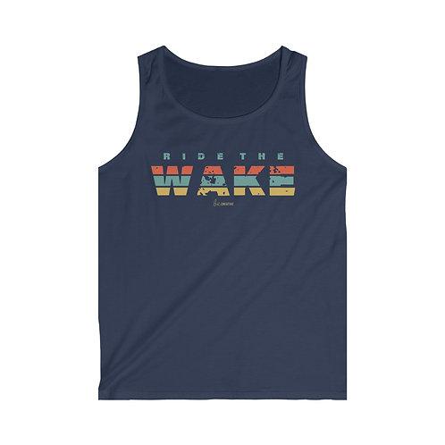 Ride the Wake Men's Tank
