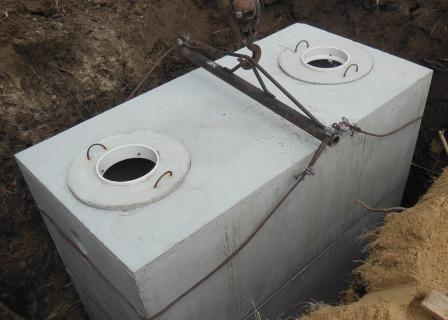 divine concrete septic tank