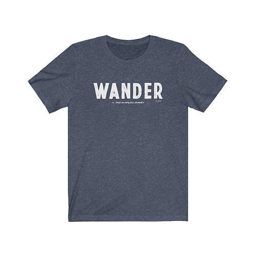 Wander Short Sleeve Tee