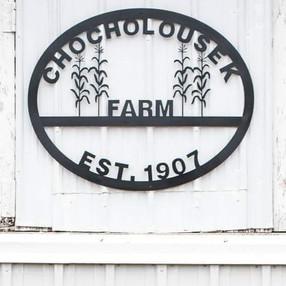 Chocholousek Farm