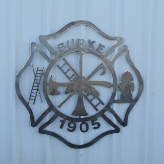 Burke Fire Station