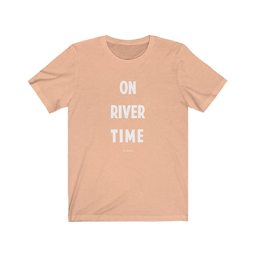 On River Time Short Sleeve Tee