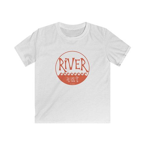 River Rat Kids Tee