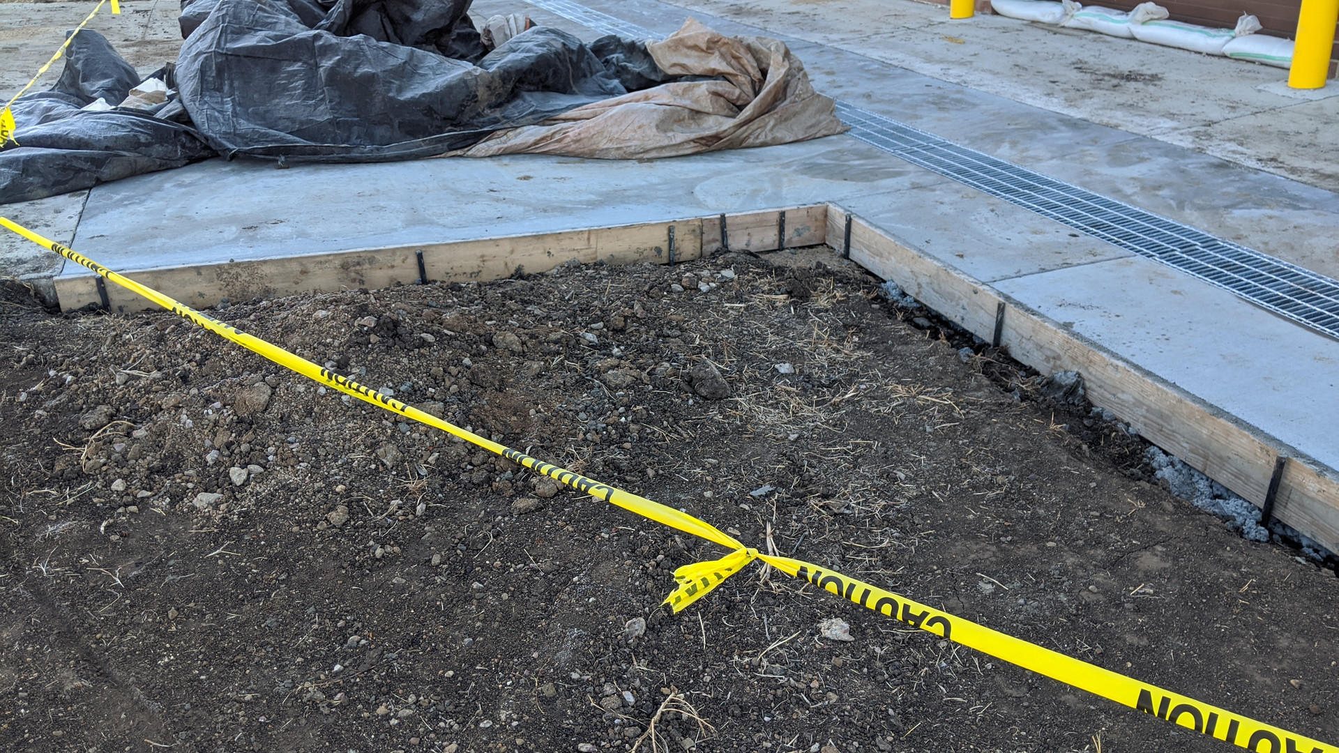Commercial Lawn Installation