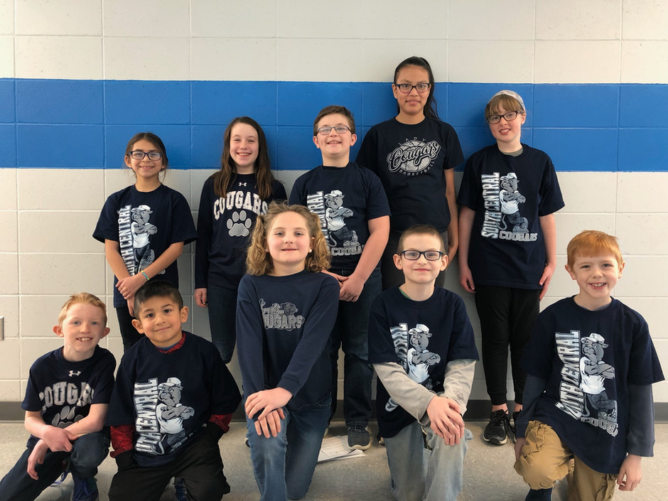 SC Elementary Attends Missouri River Valley Spelling Bee