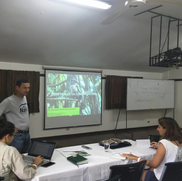 Curso Biología de la conservación en Tirimbina