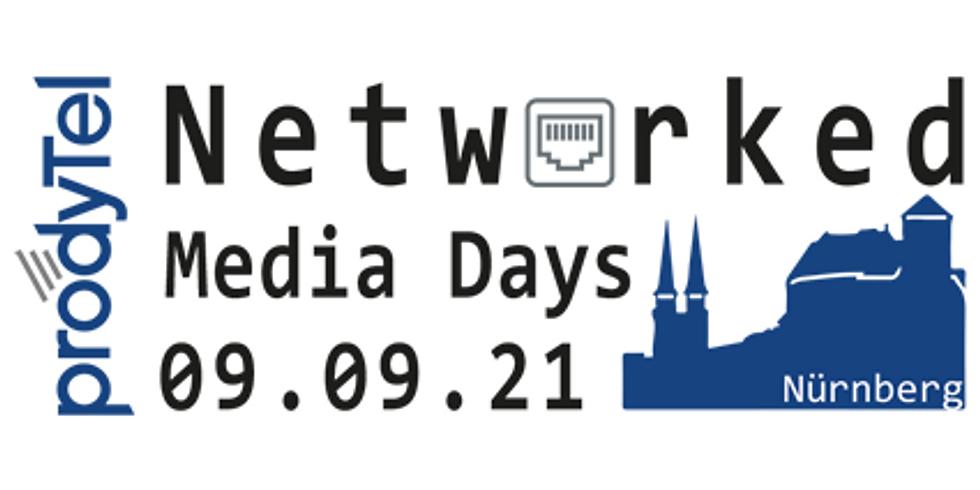 Networked Media Days 2021 - 10. Jubiläum!