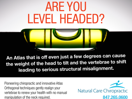 Atlas Orthogonal Chiropractic: Are You Level Headed?