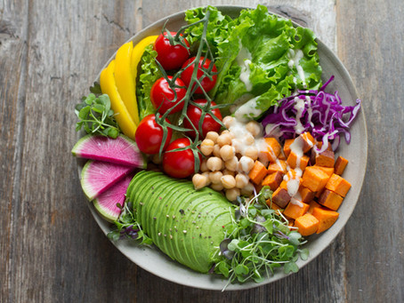 Nutrition as Part of Chiropractic: The Role of Nutrition