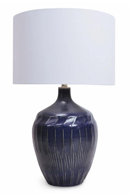 Prussian Ceramic Table Lamp