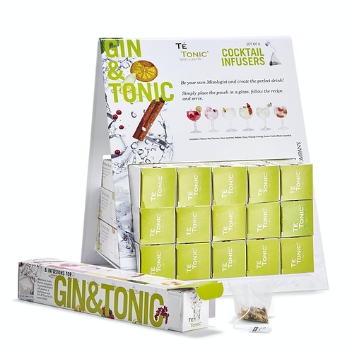 GIN & TONIC INFUSERS