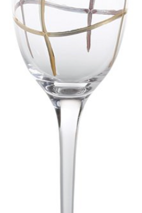 Groove Champagne Flute