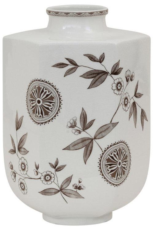 Temba Brown Vase - Medium