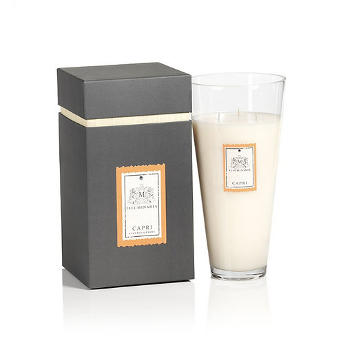 "Illuminaria Candle with Gift Box 9"" X 20"""