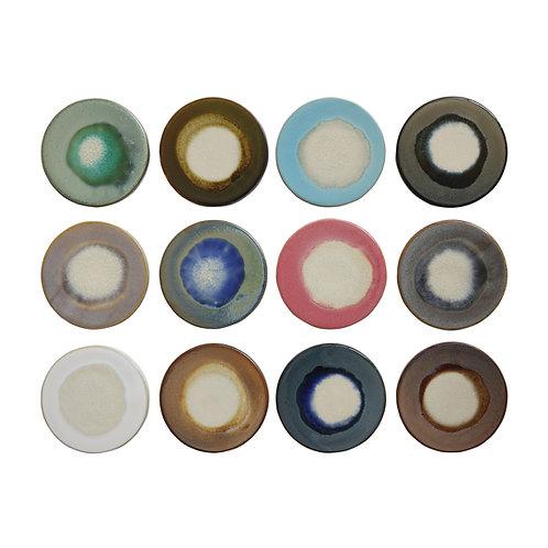Stoneware Reactive Coasters
